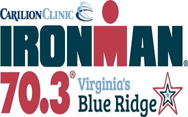 IRONMAN Virginia Blue Ridge Logo