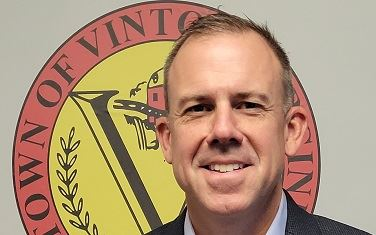 Photo of Richard Peters Town Manager