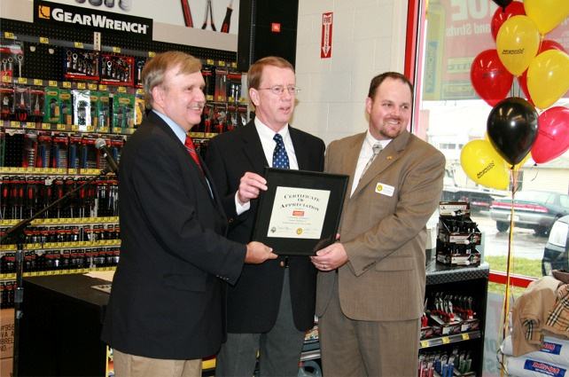 Advance Auto Parts Vinton Grand Opening