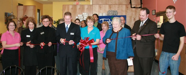 Teaberrys Ribbon Cutting