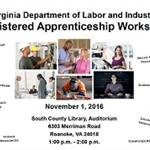 Vriginia Registered Apprenticeship Program