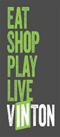 Eat Shop Play Live Vinton logo