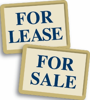 For Sale For Lease
